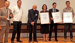 Verleihung des Klaus Kanter Förderpreises