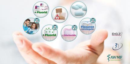 Was Sie wissen müssen: Erste Leitlinie zur Kariesprophylaxe vorgelegt