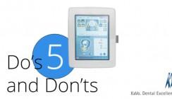 5 Do's und 5 Don'ts in der Implantatdiagnostik