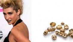 Popsternchen Ke$ha sammelt Zähne ihrer Fans