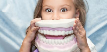 Keine Gefahr für Kinderzähne