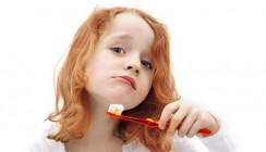 Zahnbürsten dürfen in den Kindergärten nicht fehlen