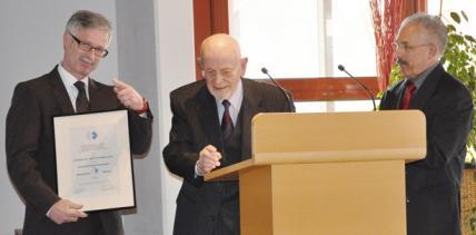 7. Klaus Kanter Forum: Erstmals Titel des Ehren-ZTM verliehen