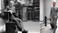 Von der Formel 1 inspiriert: Anzüge endlich knitterfrei transportieren