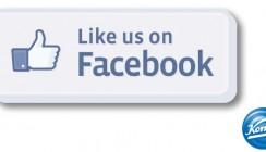 Komet auf Facebook