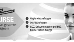 GOZ, Hygiene und QM: Kurse für das gesamte Praxisteam