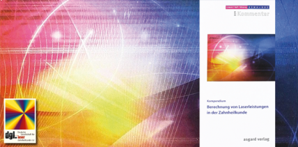 DGL: Abrechnungsmanual für Laserleistungen