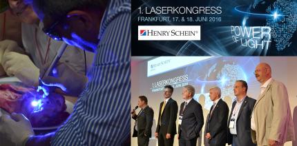 """""""Laser macht Spaß!"""": 1. Henry Schein Laserkongress in Frankfurt"""