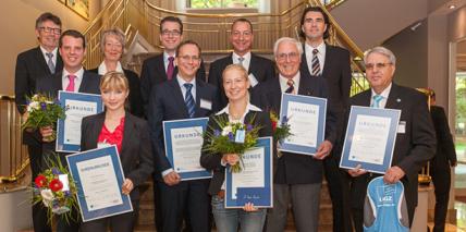 """""""Luthers Waschsalon"""" mit Prophylaxe Preis ausgezeichnet"""