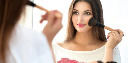 Das ideale Praxis-Make-up