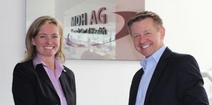 Reiner S. Bandorf neuer Vertriebsleiter der MDH AG