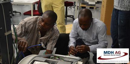 MDH AG fördert ruandische Zahngesundheit durch Weiterbildungen