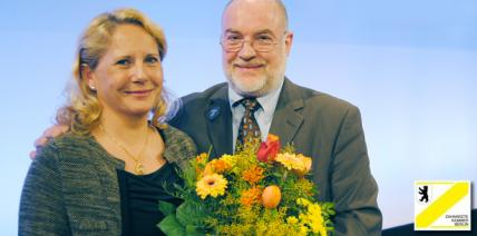 Einsatz für die Schwachen: Ewald-Harndt-Medaille 2012 vergeben