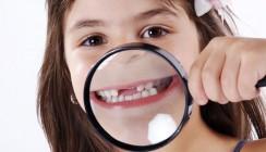Zahnersatz im Milchgebiss hält Lücke für bleibenden Zahn frei