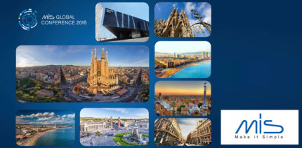 3. MIS Global Conference: See you in Barcelona!