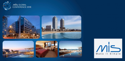 Last-Minute nach Barcelona: Jetzt anmelden zur 3. MIS Global Conference
