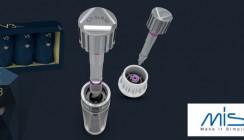 MIS vollzieht 2015 den Paradigmenwechsel in der Implantologie