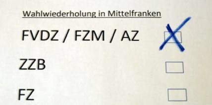 FVDZ stärker denn je in Mittelfranken