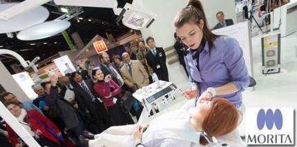 Morita auf der IDS 2013: Lösungsanbieter der Zahnheilkunde