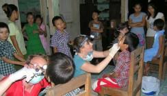 Zahnis zurück von Hilfseinsatz in Myanmar