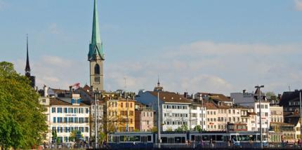 """Die """"Neue Gruppe"""" tagte in Zürich"""