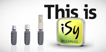iSy by CAMLOG: Implantatsysteme radikal neu denken