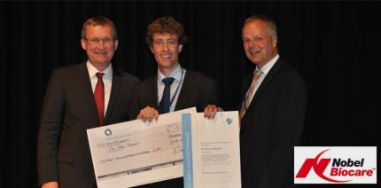 Nobel Biocare stiftet DGParo-Implantatforschungspreis 2014