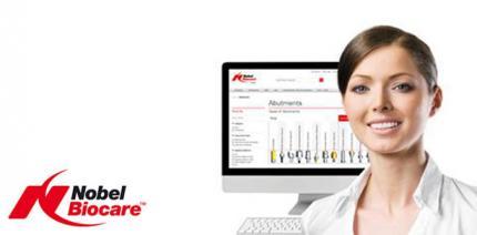 Neuer Online Store von Nobel Biocare