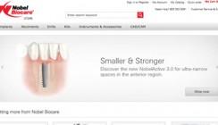 Nobel Biocare führt neuen Online Store in den USA ein