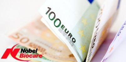 Nobel Biocare: Geschäftsentwicklung auf Kurs