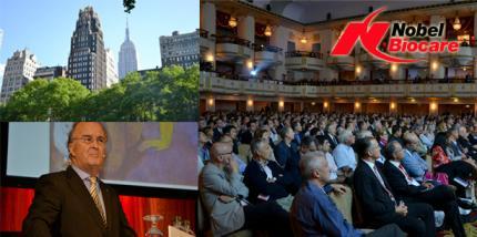 Nobel Biocare Global Symposium setzt Maßstäbe