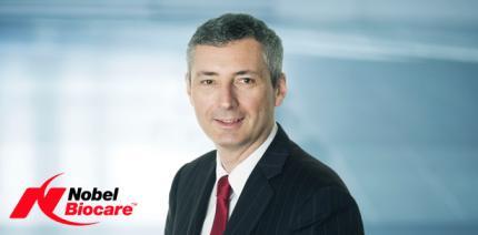 Neuer Executive Vice President bei Nobel Biocare