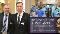 Interdisziplinärer Humanpräparate-Kurs der Extraklasse