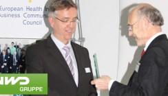 NWD Gruppe erhält HIBC Innovationspreis 2011
