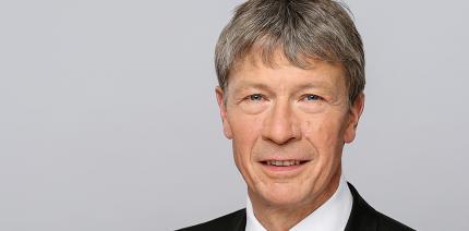 Ewald-Harndt-Medaille für Prof. Dr. Dietmar Oesterreich