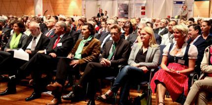 ÖZK 2012: Ereignisreiche Kongresstage in Salzburg