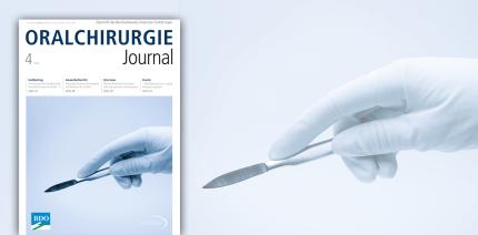 Aktuelles Oralchirurgie Journal widmet sich Speicheldrüsenerkrankungen