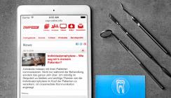 Internetnutzung: Zahnärzte sind am häufigsten online