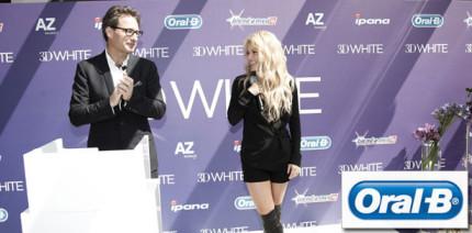 Markteinführung von 3D White® Whitestrips in Europa