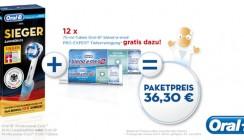 Exklusive Oral-B Praxis-Pakete – jetzt zum WM-Sonderpreis