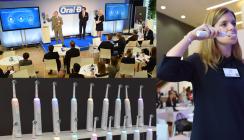 Neue Wege der interaktiven Zahnpflege beim 6. Oral-B® Symposium