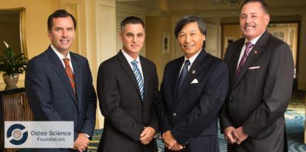 Amerikanische Osteo Science Foundation lanciert