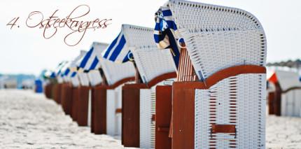 Die Zeichen stehen auf Sonne zum Ostseekongress