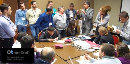OT medical: Implantologische Fortbildung in Moskau