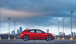 Messedebüt für das Jaguar I-PACE Concept