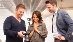 Schauspielerin Jana Pallaske wird neues W&H-Werbegesicht