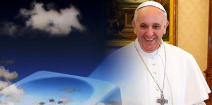 Papst klingelte beim Zahnarzt durch