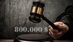 800.000 Dollar Schadensersatz für verpfuschte Zahnextraktion