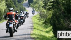 1. Phibo-Motorradtour lockt nach Spanien