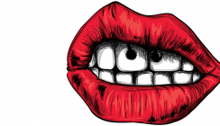 Orale Piercings: Das Risiko im Mund
